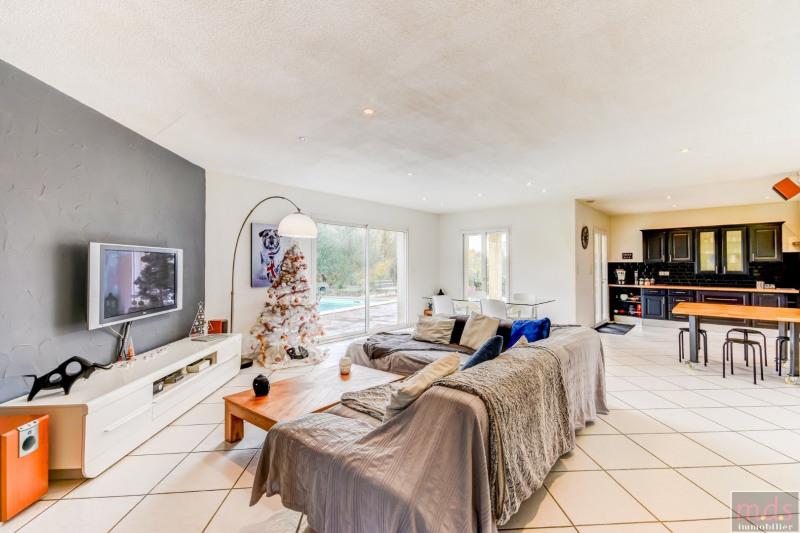 Vente maison / villa Pechbonnieu 448000€ - Photo 4