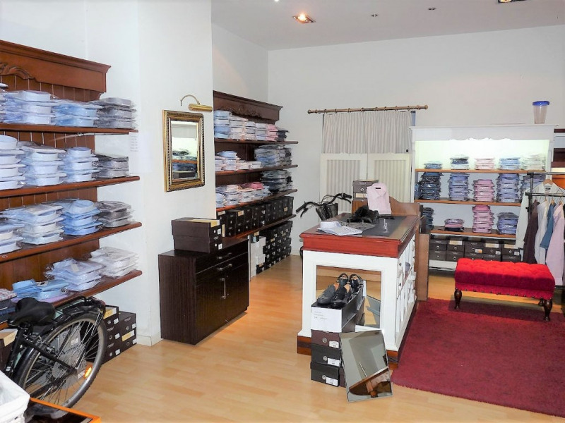 Vendita licenza commerciale negozzio Nice 79000€ - Fotografia 1