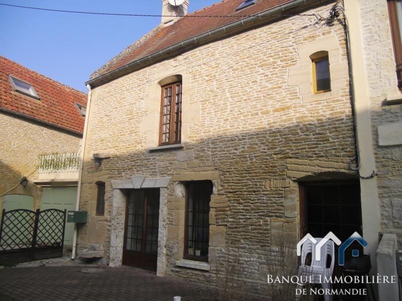 Vente maison / villa Bernieres sur mer 169900€ - Photo 1