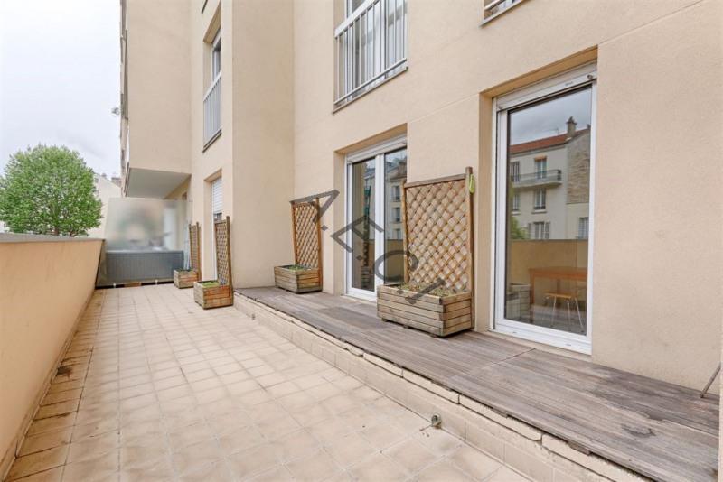 Sale apartment Asnieres sur seine 475000€ - Picture 1