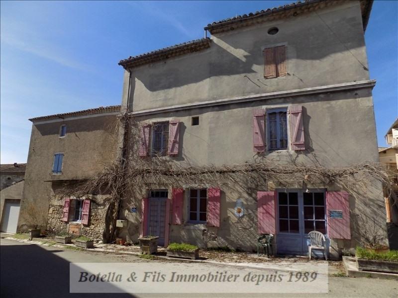 Verkoop  huis Barjac 79900€ - Foto 1