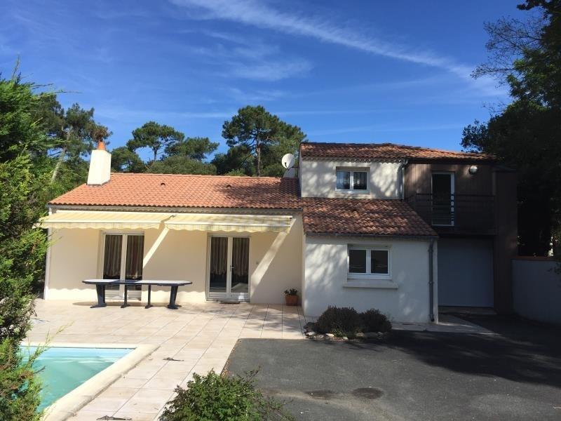Sale house / villa St vincent sur jard 353600€ - Picture 2