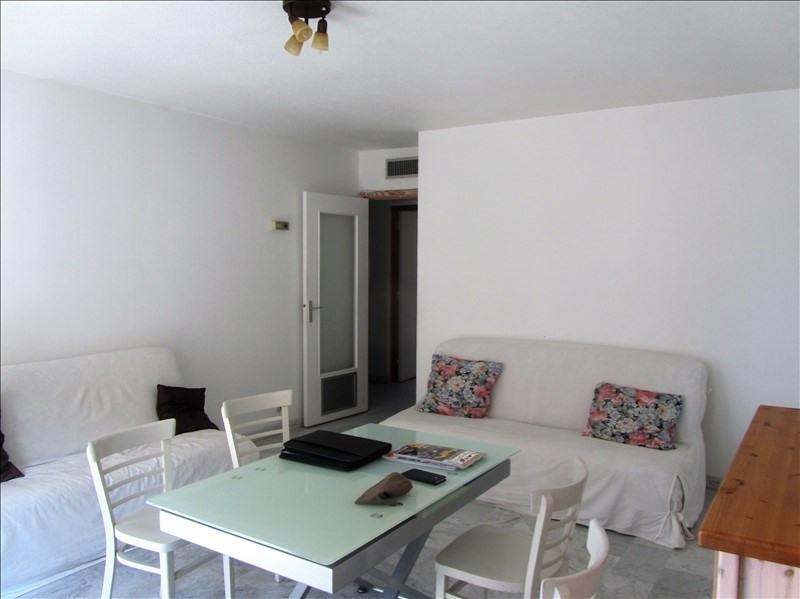 Vente appartement Le golfe juan 222600€ - Photo 1