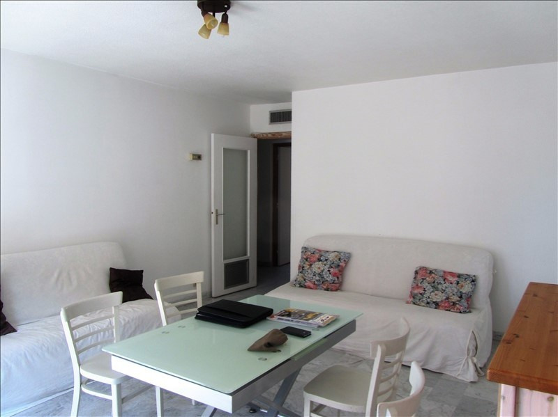 Revenda apartamento Le golfe juan 222600€ - Fotografia 1