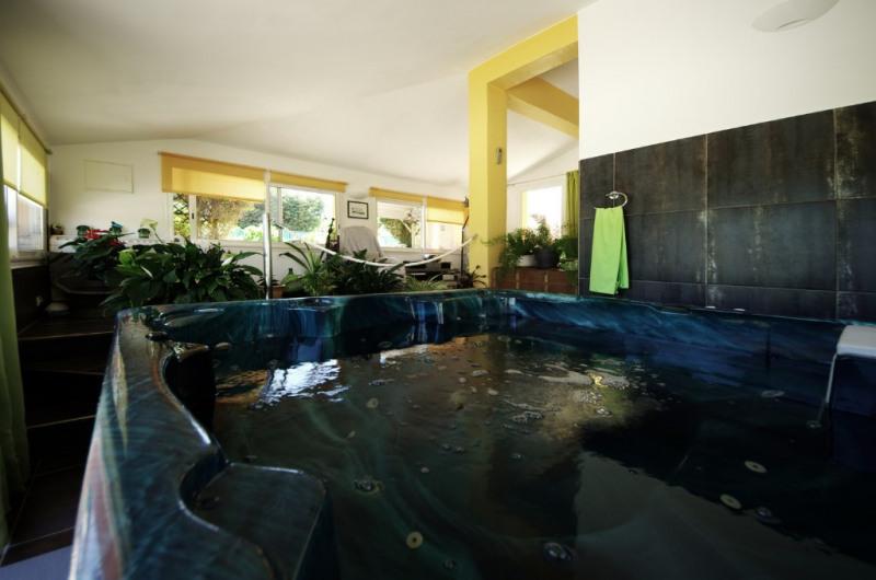 Deluxe sale house / villa Villelongue dels monts 582000€ - Picture 11