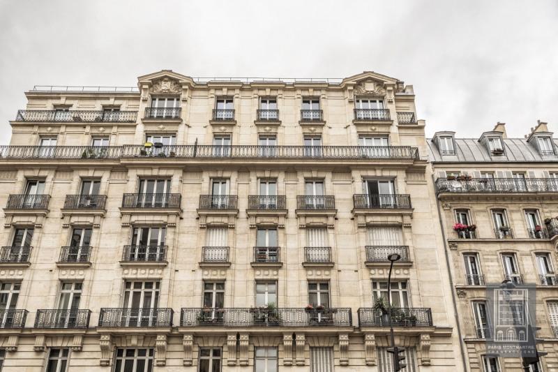 Deluxe sale apartment Paris 18ème 1295000€ - Picture 11