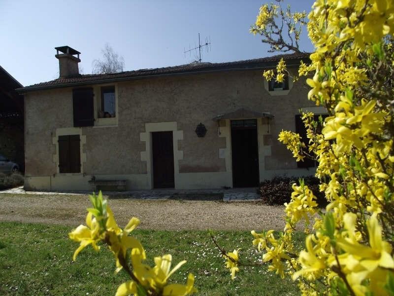Vente maison / villa La chapelle mouliere 129000€ - Photo 1