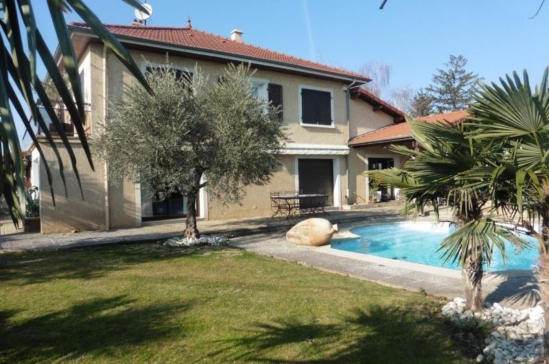 Vente maison / villa Salaise sur sanne 350000€ - Photo 2