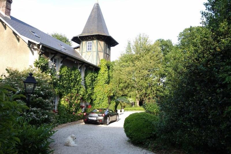 Deluxe sale house / villa Montfort l amaury 1287000€ - Picture 2