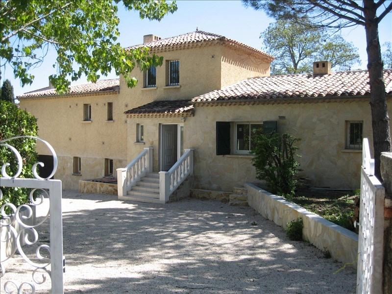 Rental house / villa Aix en provence 2700€ CC - Picture 3