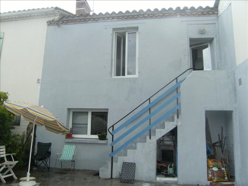 Vente maison / villa Talmont st hilaire 137000€ - Photo 5