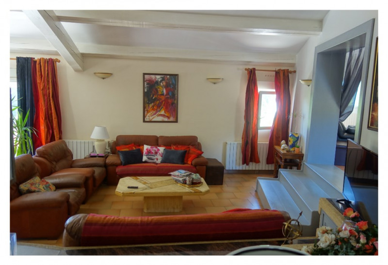 Vente maison / villa Nimes 550000€ - Photo 4