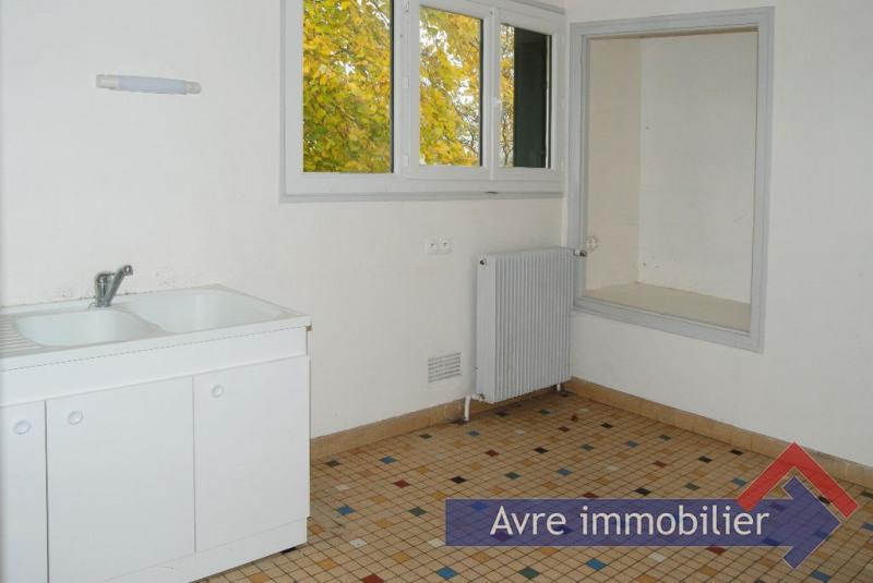 Vente maison / villa Verneuil d'avre et d'iton 127500€ - Photo 3