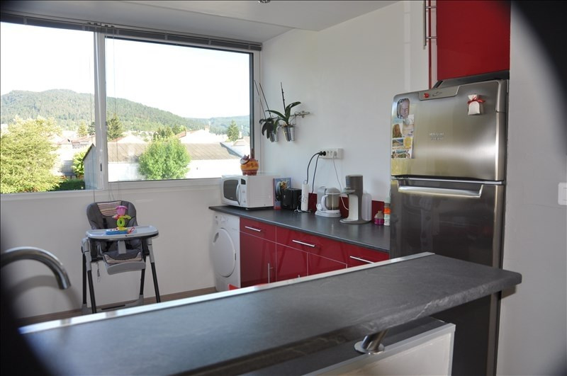 Sale apartment Oyonnax 114 500€ - Picture 2