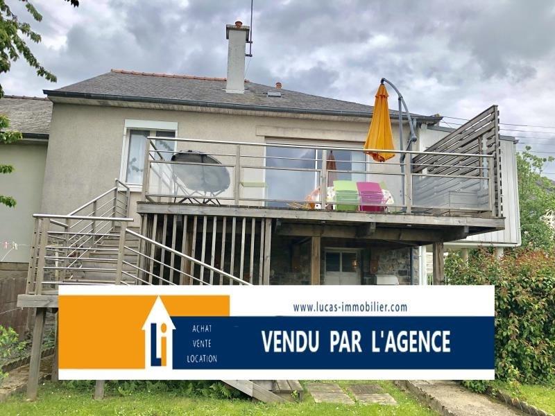 Vente maison / villa Vitre 178500€ - Photo 1