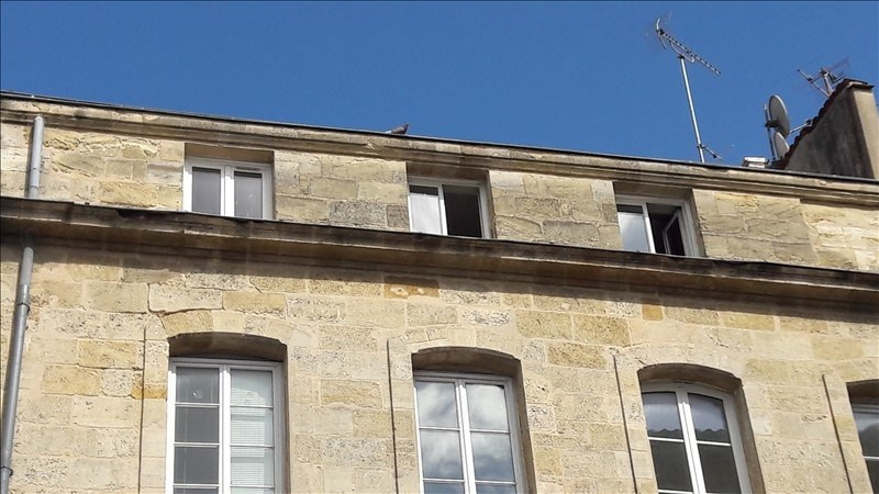 Sale apartment Bordeaux 151 000€ - Picture 1