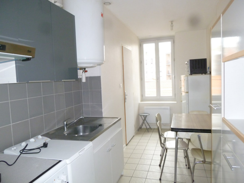 Location appartement Oullins 490€ CC - Photo 1