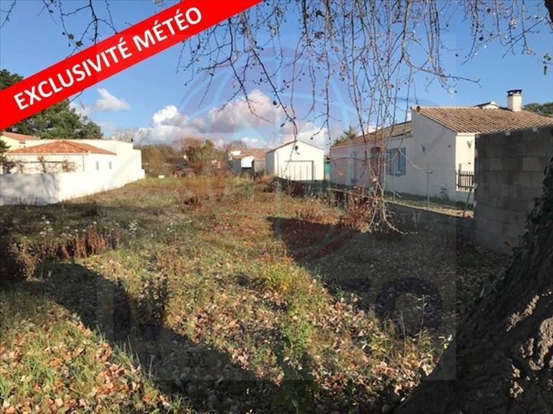 Verkauf grundstück La tranche sur mer 122130€ - Fotografie 1