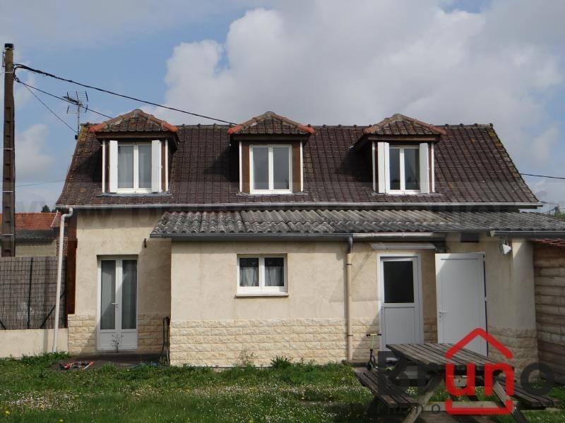 Vente maison / villa Estrees les crecy 132 000€ - Photo 1