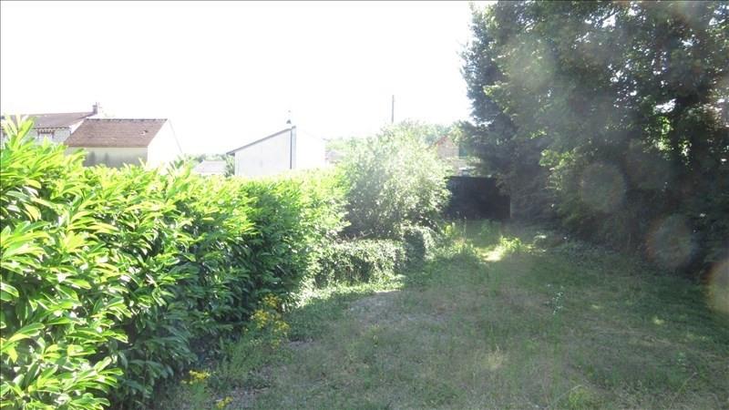 Vente terrain Ballancourt sur essonne 106000€ - Photo 1