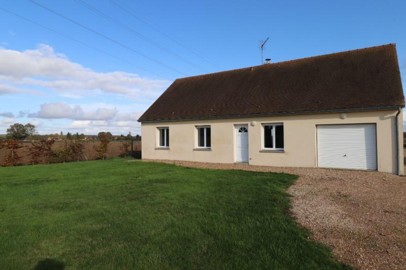 Vente maison / villa Courville sur eure 139000€ - Photo 1