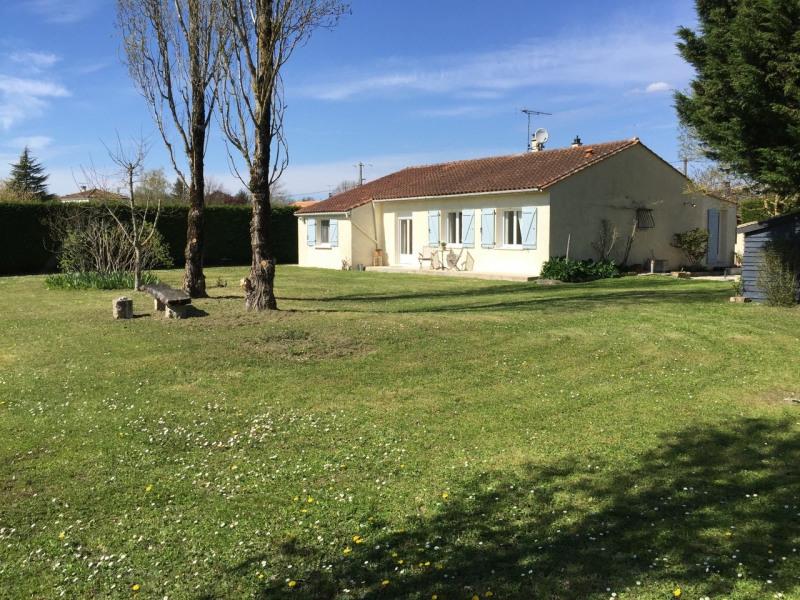 Sale house / villa Ars 250000€ - Picture 1