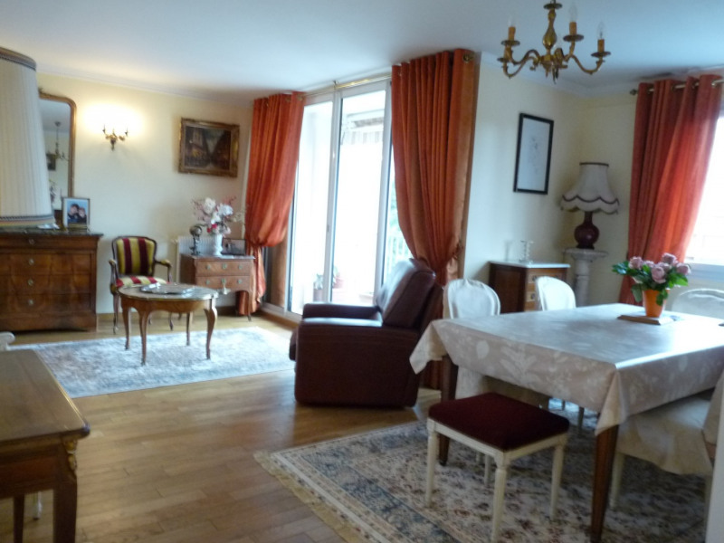 Vente appartement Bailly 385 000€ - Photo 2