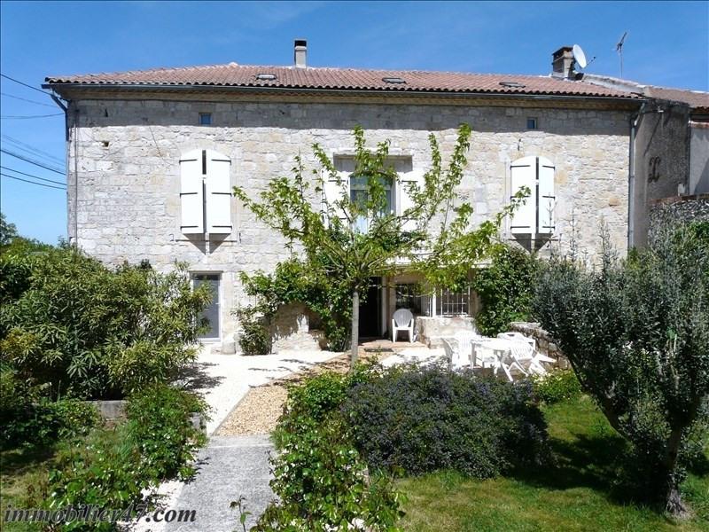 Sale house / villa Laugnac 260000€ - Picture 2