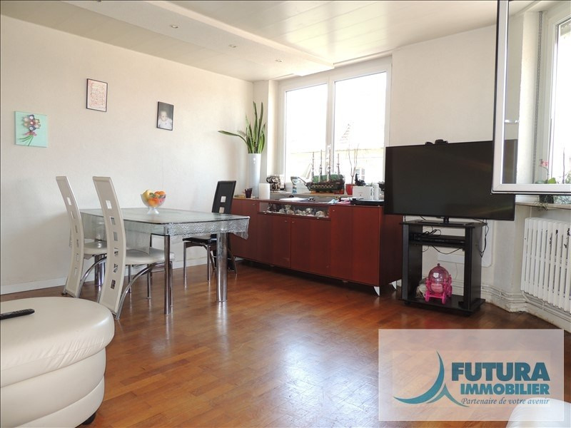 Sale apartment Forbach 129 600€ - Picture 5