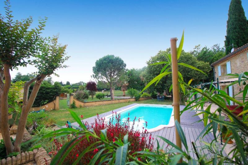 Vente maison / villa Bagnols sur ceze 480000€ - Photo 17