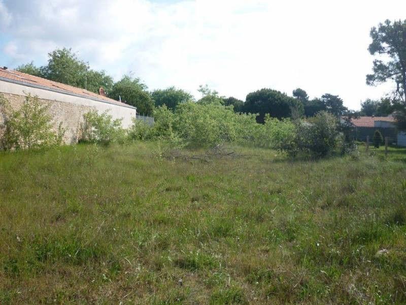 Vente terrain St georges d oleron 137800€ - Photo 1