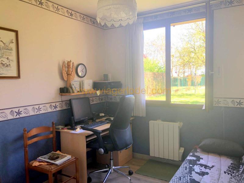Vendita nell' vitalizio di vita casa La norville 85200€ - Fotografia 4