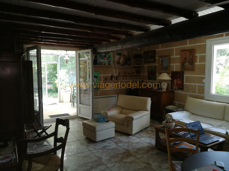 Life annuity house / villa Caveirac 55 000€ - Picture 8