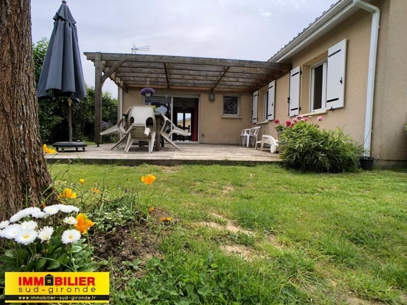 Vente maison / villa Beguey 249 100€ - Photo 2