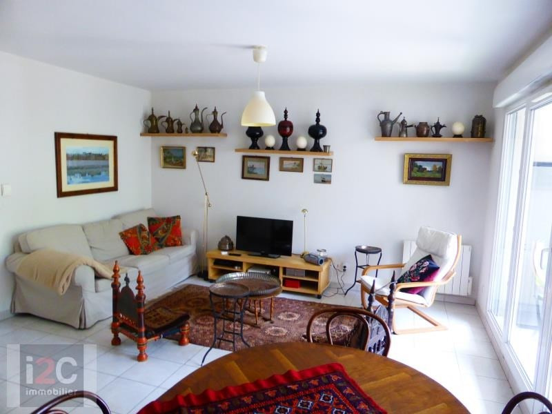 Rental apartment Prevessin-moens 1100€ CC - Picture 2
