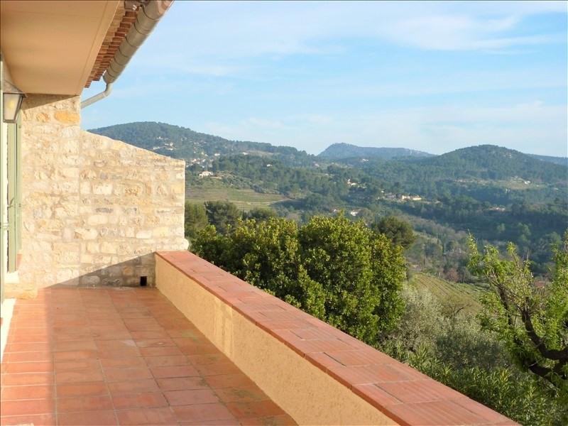 Vente de prestige maison / villa Le castellet 1050000€ - Photo 3