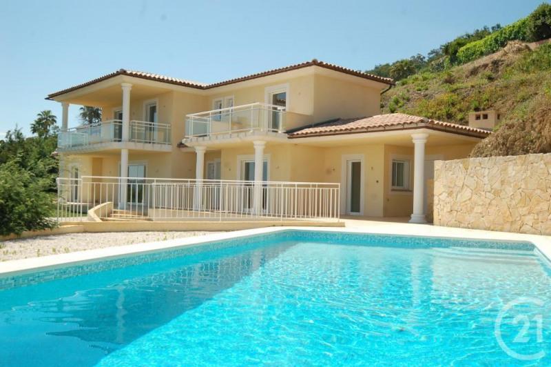 Deluxe sale house / villa Mandelieu la napoule 1600000€ - Picture 1