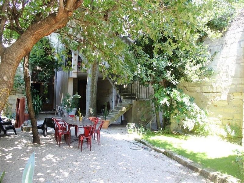 Vente maison / villa Villeneuve les avignon 498000€ - Photo 1