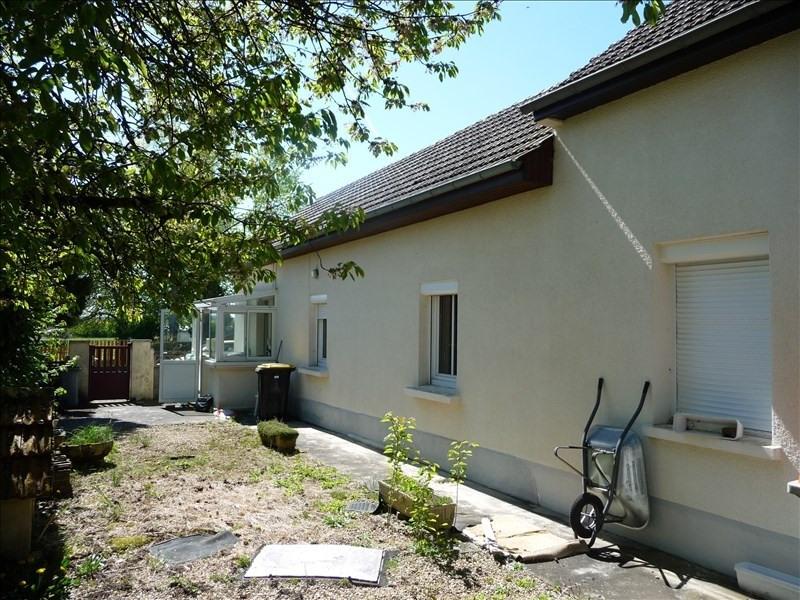 Sale house / villa St jean de losne 88500€ - Picture 2