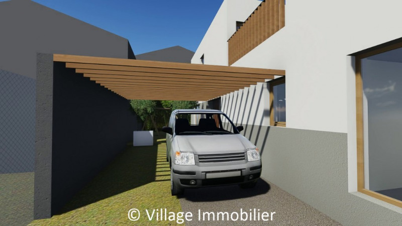 Vente maison / villa Villeurbanne 380000€ - Photo 4