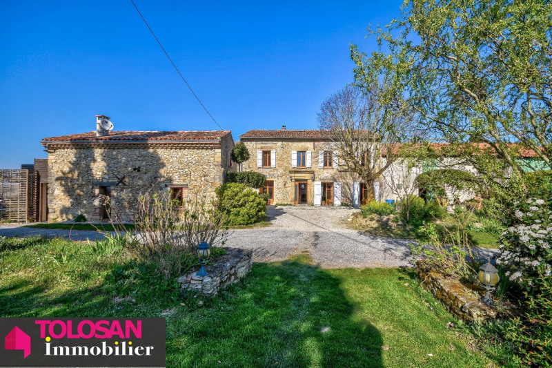 Deluxe sale house / villa Labastide beauvoir 880 000€ - Picture 1