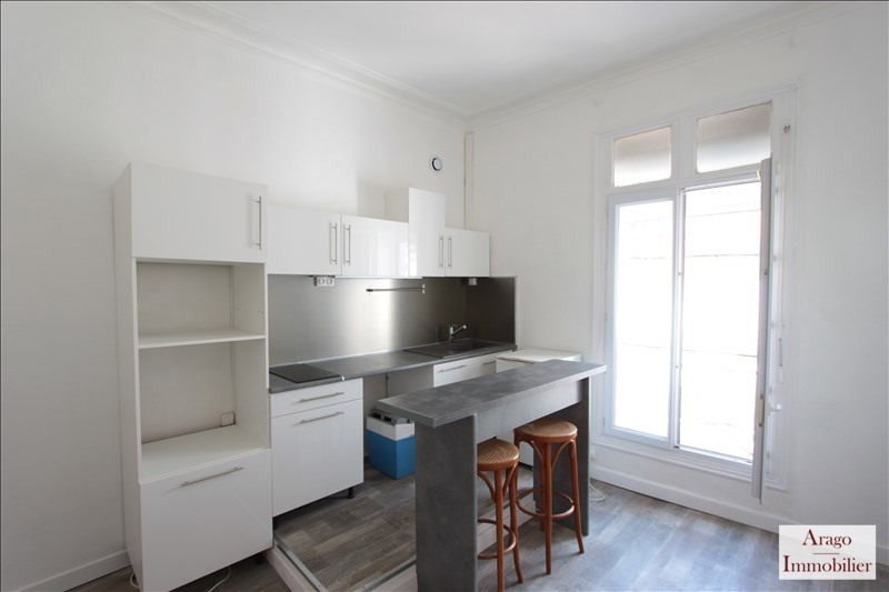 Rental apartment Rivesaltes 498€ CC - Picture 1