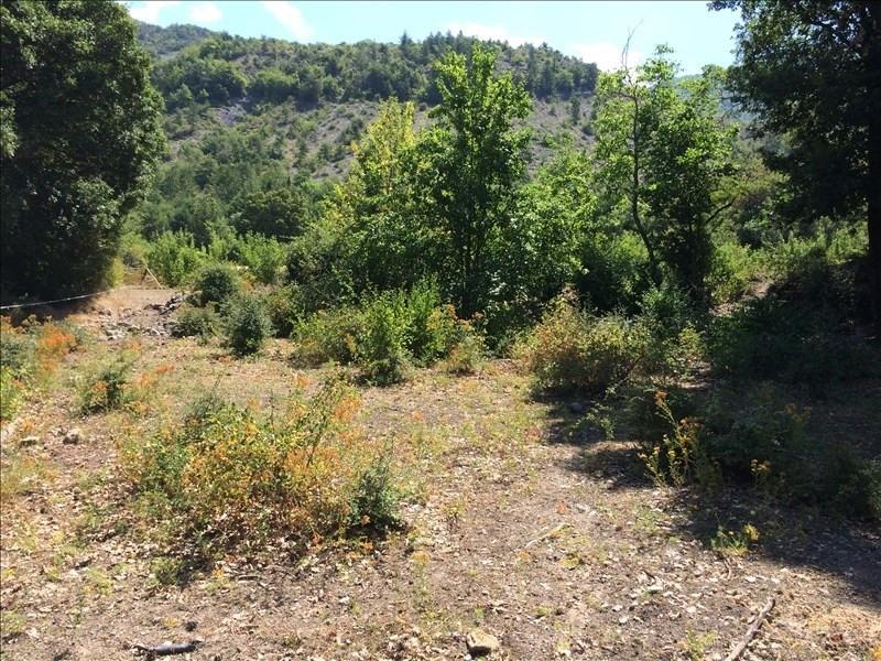 Vente terrain Curbans 120000€ - Photo 2