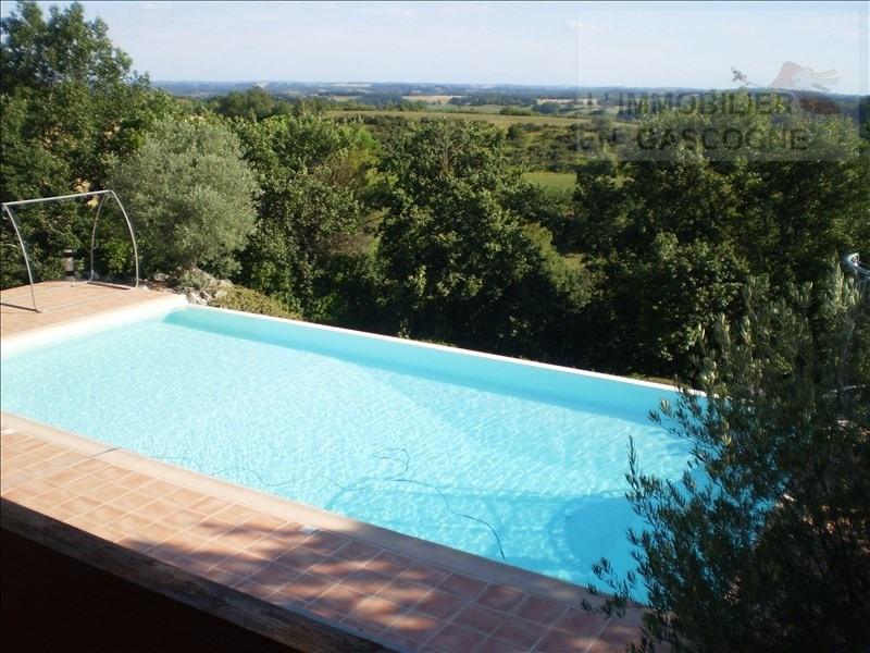 Verkauf von luxusobjekt haus Auch 676000€ - Fotografie 1
