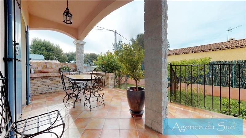 Vente maison / villa Aubagne 482000€ - Photo 2