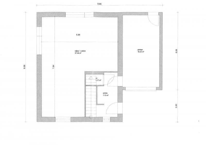 Vente maison / villa Artannes sur indre 209000€ - Photo 3