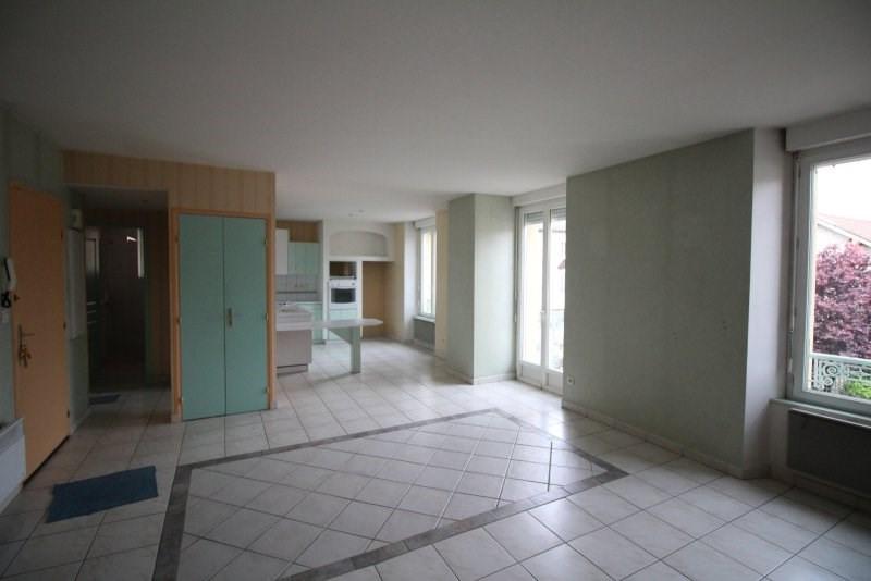 Vente appartement Les abrets 122000€ - Photo 1