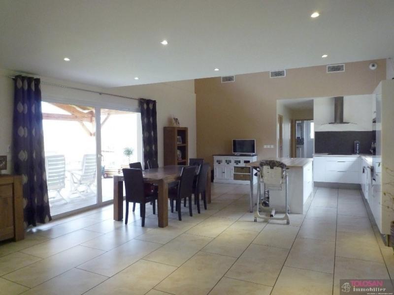 Deluxe sale house / villa Montgiscard 486000€ - Picture 3