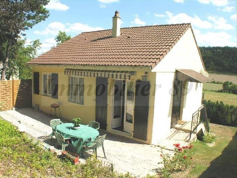 Sale house / villa A 10 mins de chatillon 76 000€ - Picture 1