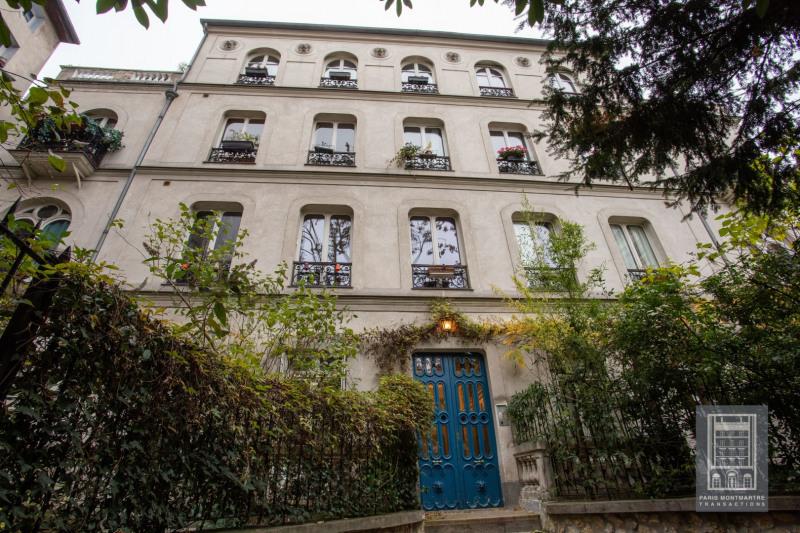Deluxe sale apartment Paris 18ème 1260000€ - Picture 13